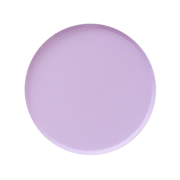 Lilac 7in Plates