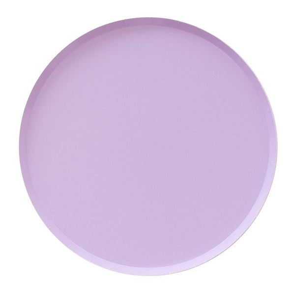 Lilac 9in Plates