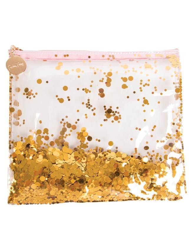 Everything Pouch- Gold