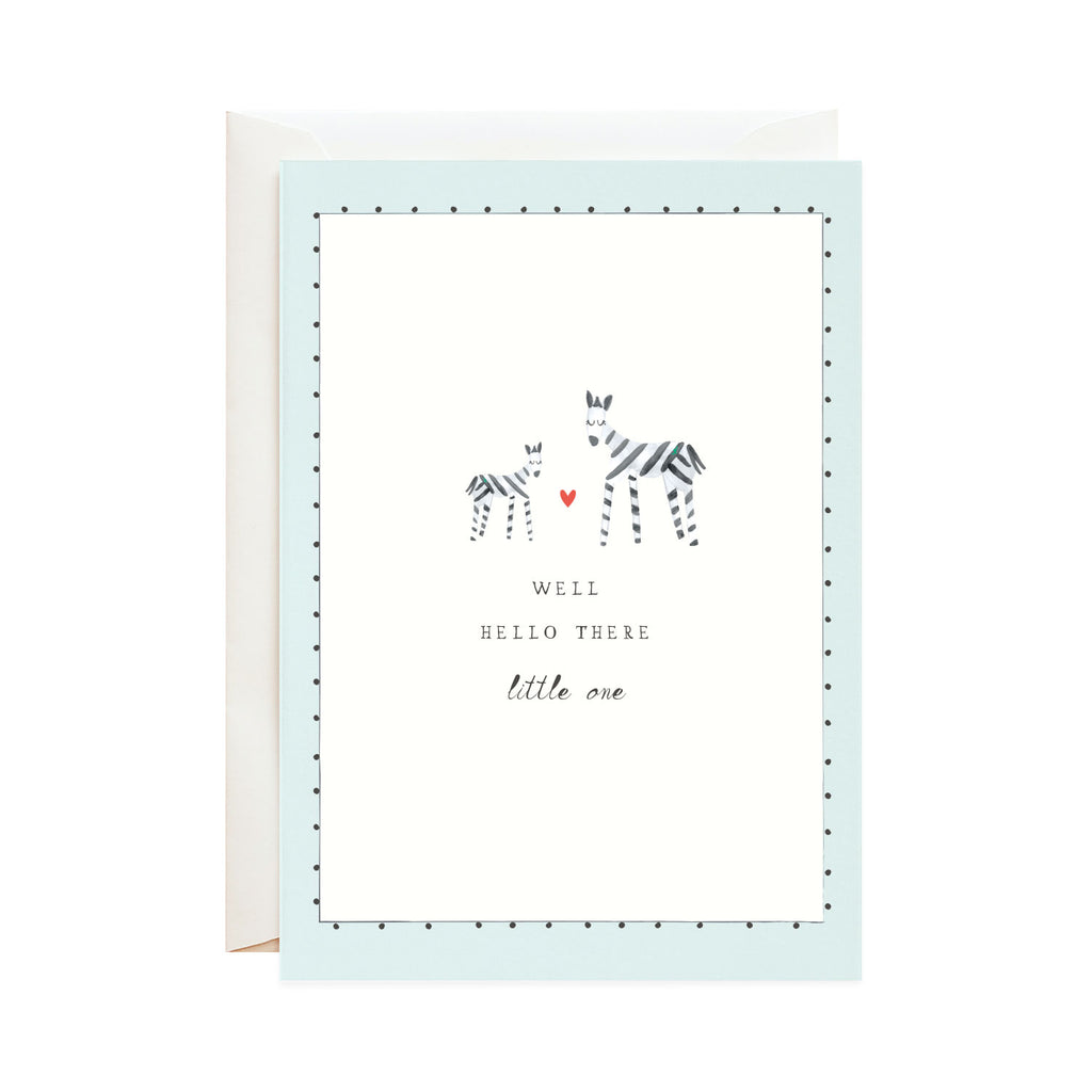 Matching Stripes Card