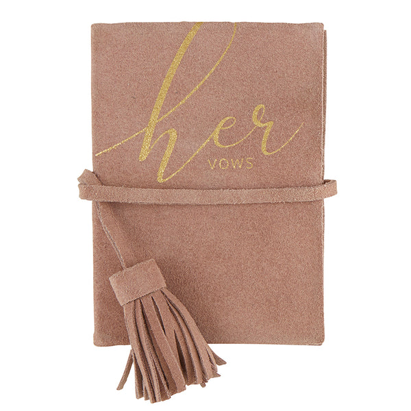 Vow Book- Hers