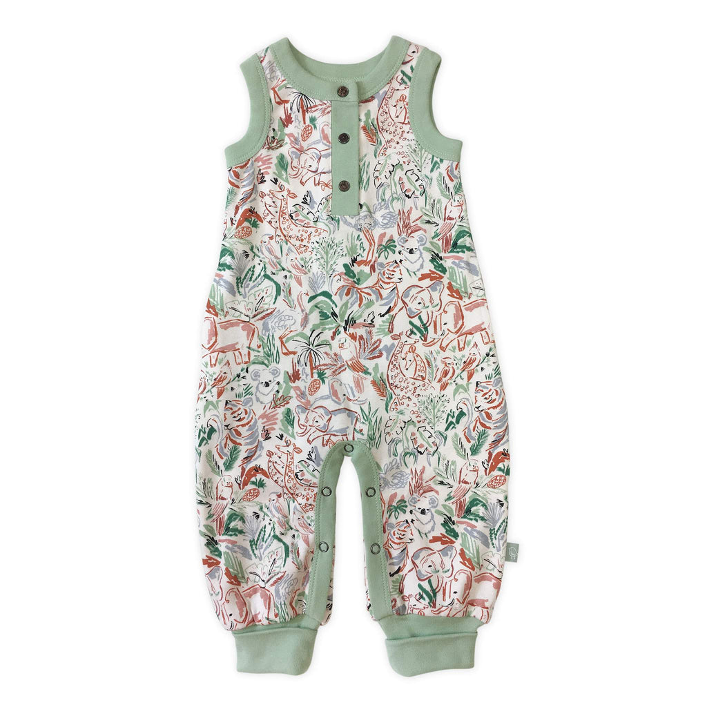Animal Kingdom Play Suit