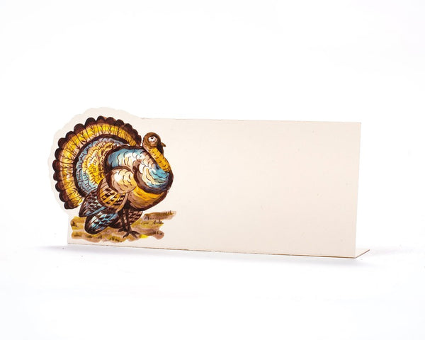 Thanksgiving Turkey Place Card