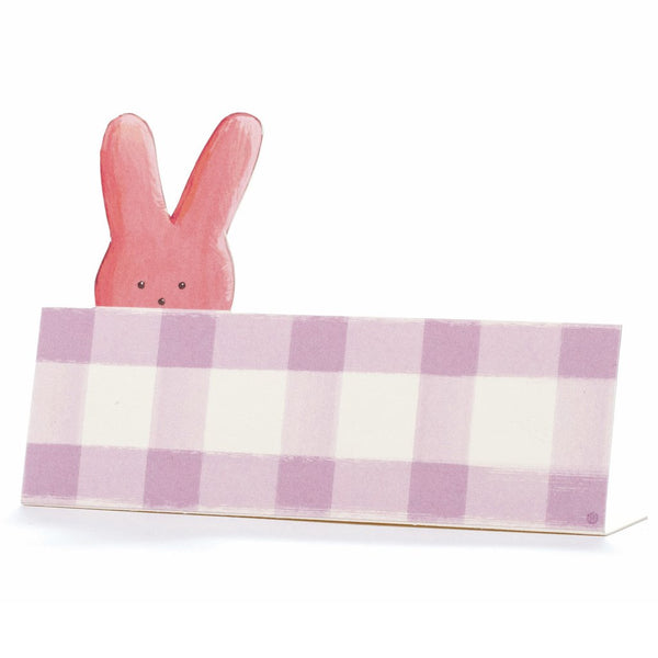 Peeps Bunny Place Cards