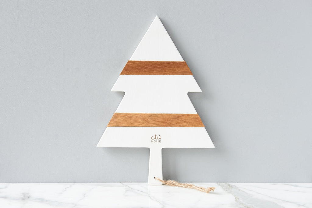 Tree Charcuterie Board, Small