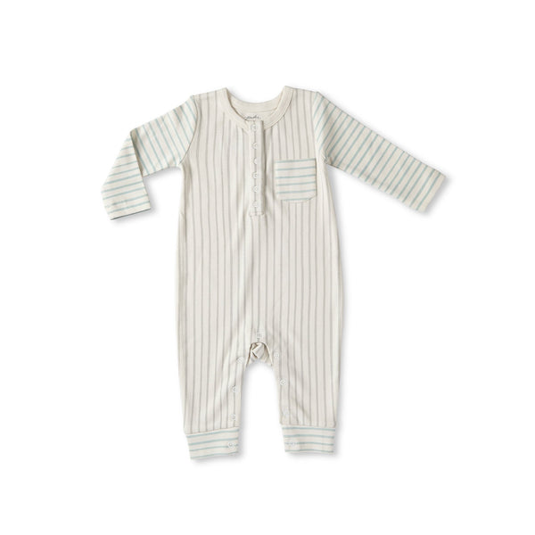 Pebble & Sea Romper