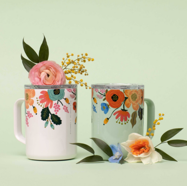 Rifle Lively Floral Mug Corkcicle