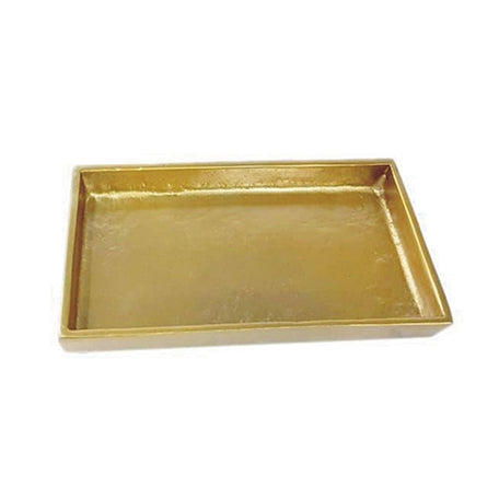 Brass Antique Rectangle Plate