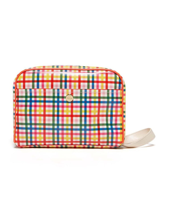 Getaway Toiletry Bag - Color Block