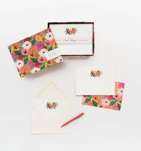 Juliet Stationary Set