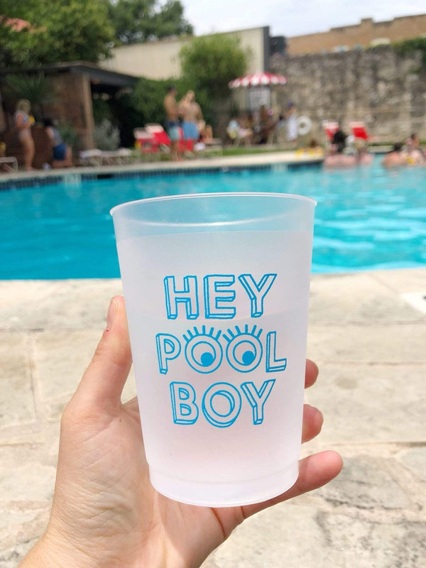 Pool Boy Cup Stack