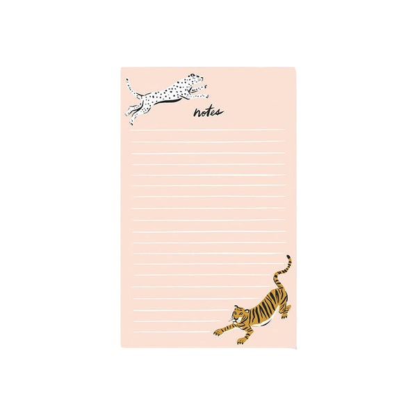 Wild Cat Notepad