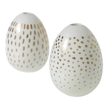 Egg Budvase Dot