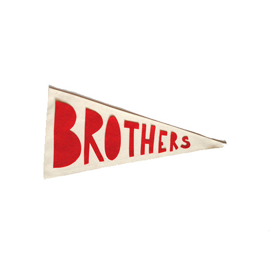 Navy Brothers Pennant