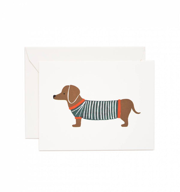 Dachshund Card Set