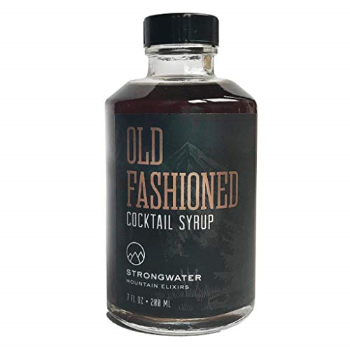 Old Fashioned Syrup