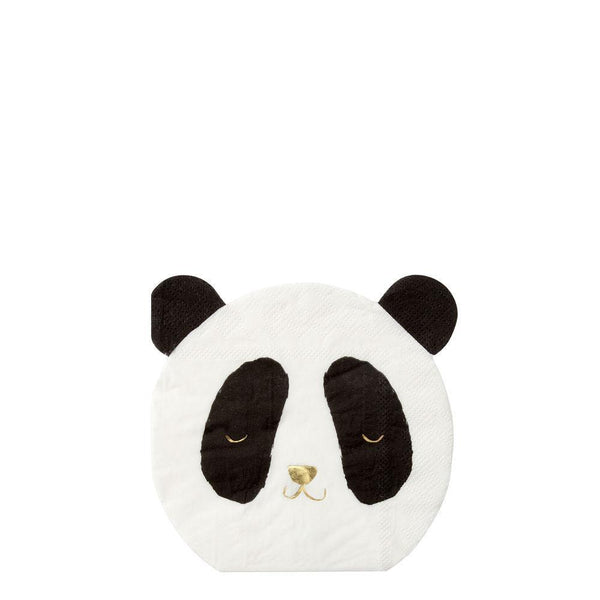 Panda Small Napkins