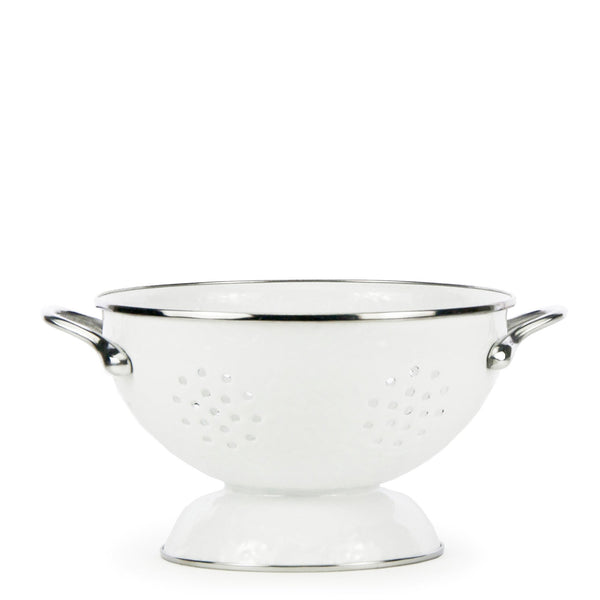 COMING SOON White Colander