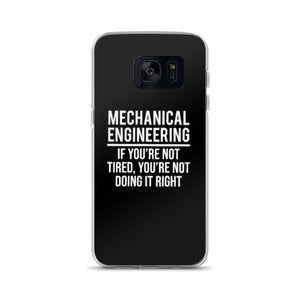 Mechanical Engineer Samsung Case