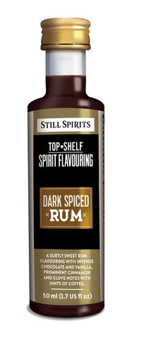 Still Spirits Dark Spiced Rum