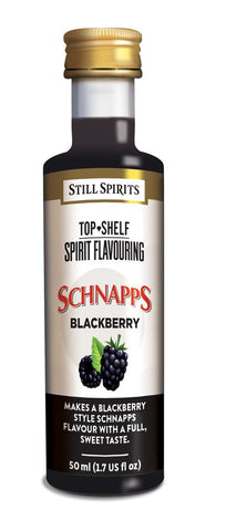 Still Spirits - Top Shelf Blackberry Schnapps Flavouring