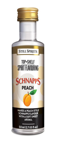 Still Spirits - Top Shelf Peach Schnapps Flavouring