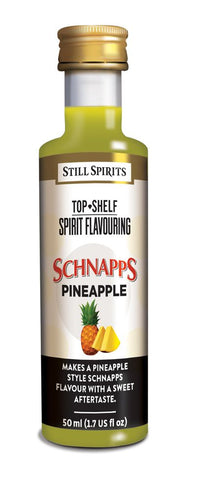 Still Spirits - Top Shelf Pineapple Schnapps Flavouring