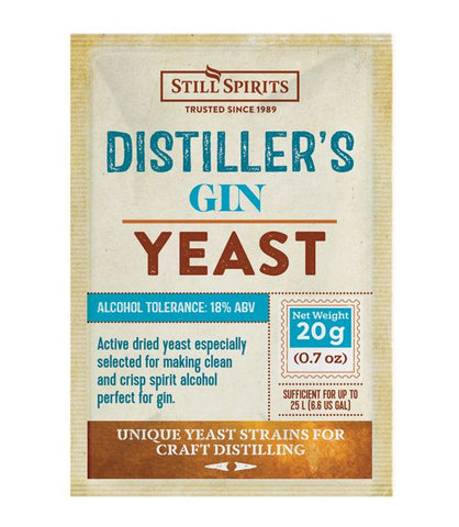 Still Spirits - Distiller's Yeast Gin