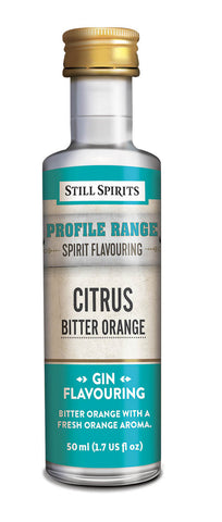 Profile Range Citrus Bitter Orange Flavouring
