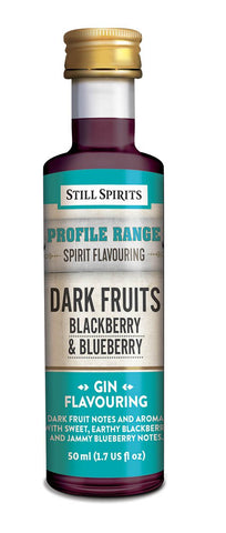 Profile Range Dark Fruits Blackberry & Blueberry Flavouring