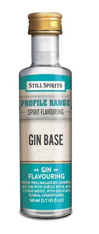Still Spirits - Profile Range Gin Base Flavouring
