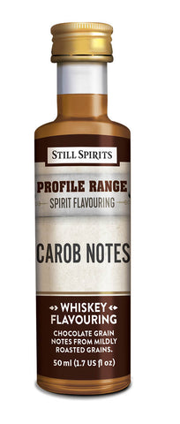 Profile Range Carob Notes Flavouring