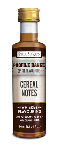 Profile Range Cereal Notes Flavouring
