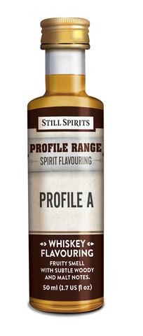 Profile Range Whiskey Profile A Flavouring