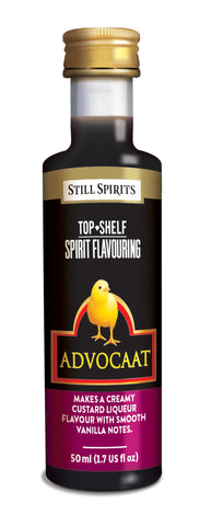 Still Spirits - Top Shelf Advocaat Flavouring