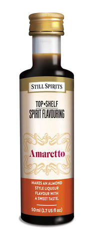 Top Shelf Amaretto Flavouring