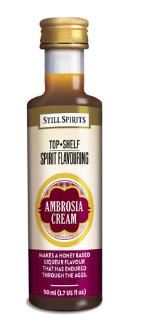 Still Spirits - Top Shelf Ambrosia Cream Flavouring