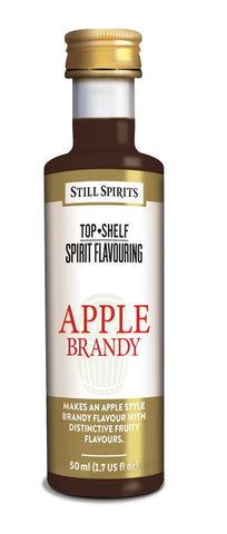 Top Shelf Apple Brandy Flavouring