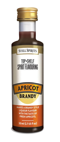 Top Shelf Apricot Brandy Flavouring