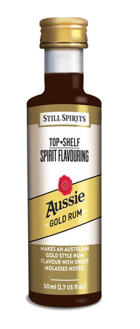 Top Shelf Aussie Gold Rum Flavouring