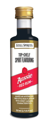 Top Shelf Aussie Red Rum Flavouring