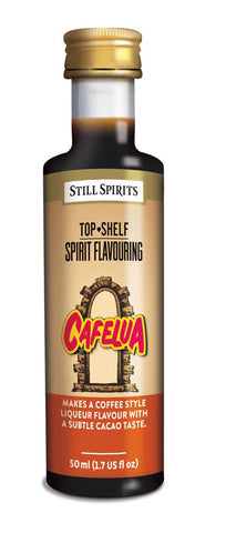 Top Shelf Cafelua Flavouring