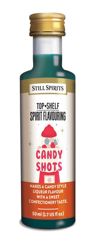 Top Shelf Candy Shots Flavouring
