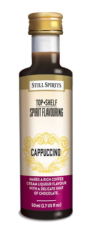 Still Spirits - Top Shelf Cappuccino Flavouring