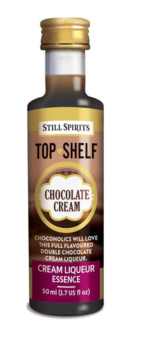 Still Spirits - Top Shelf Chocolate Cream Flavouring