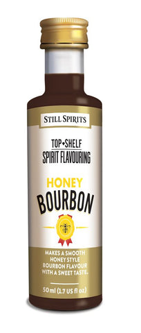 Top Shelf Honey Bourbon Flavouring