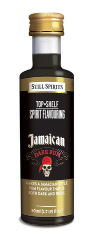 Top Shelf Jamaican Dark Rum Flavouring