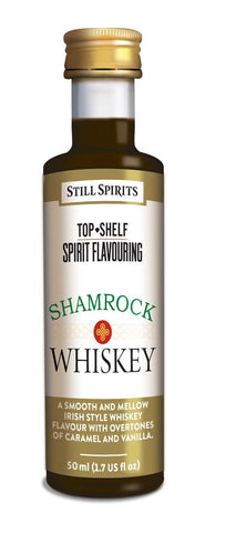 Top Shelf Shamrock Whiskey Flavouring