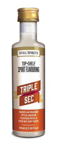 Top Shelf Triple Sec Flavouring