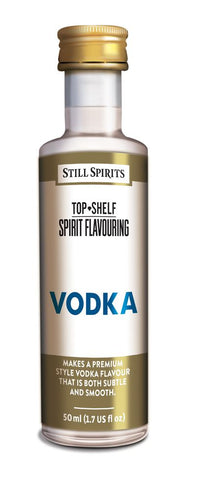 Top Shelf Vodka Flavouring